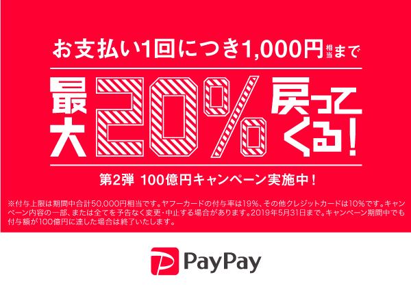 PP100億円CP第二弾