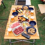 キャンプ用テーブル買取もブックオフ清水岡町店と静岡馬渕店
