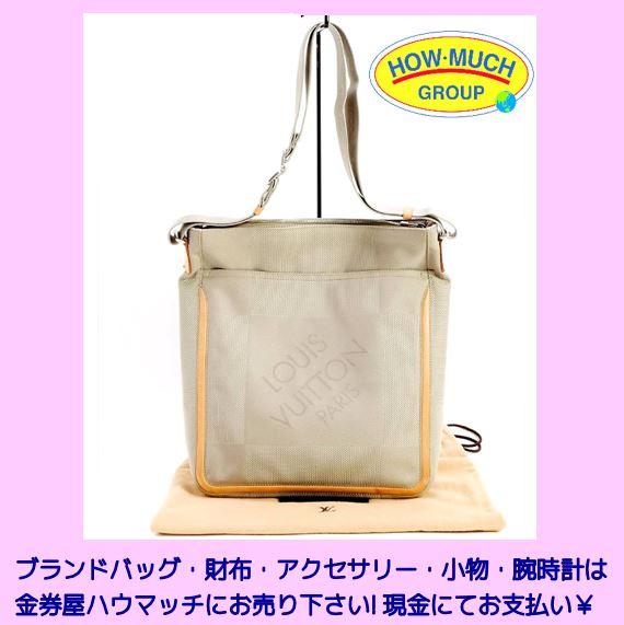 ルイヴィトン(LOUIS VUITTON)ダミエ・ジェアン コンパニョン M93046 ショルダーバッグをお買い取り♪ブランドバッグ・財布・小物買取強化中!