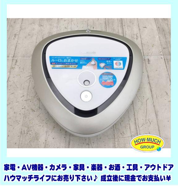 パナソニック (Panasonic) 床拭きロボット掃除機 RULO (ルーロ) MC-RS810