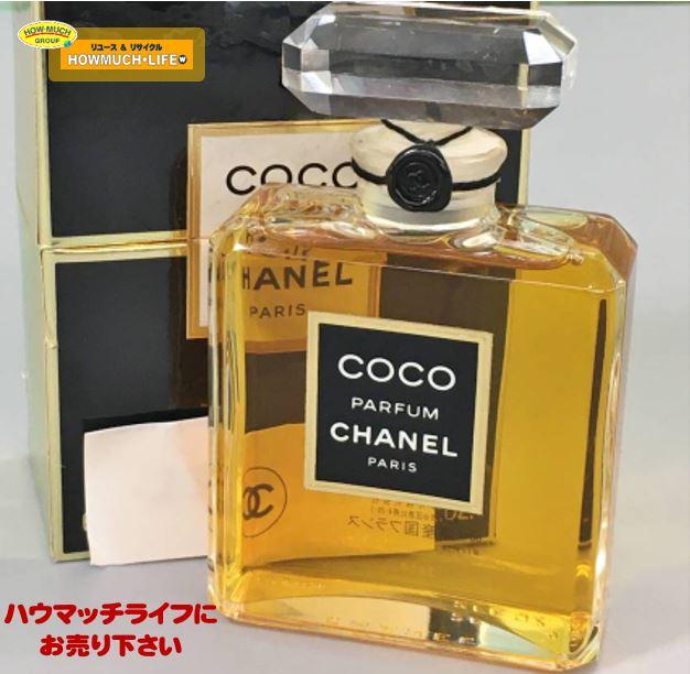 【未使用】シャネル (CHANEL) COCO PARFUM (EMB 93055C) 香水 をお買い取り!