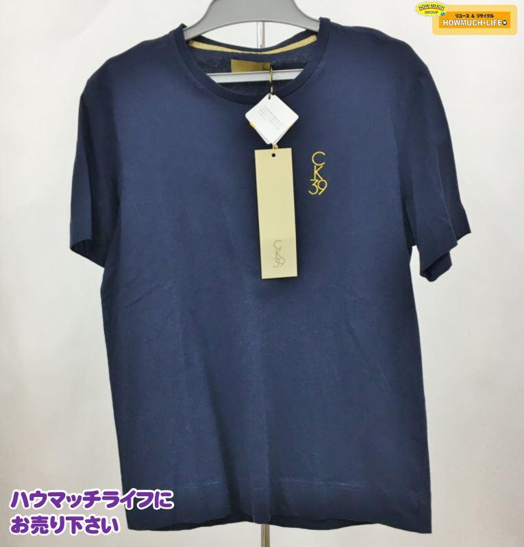 【未使用】シーケー カルバンクライン ( CK CALVIN KLEIN ) CK39 Tシャツ をお買い取り!!
