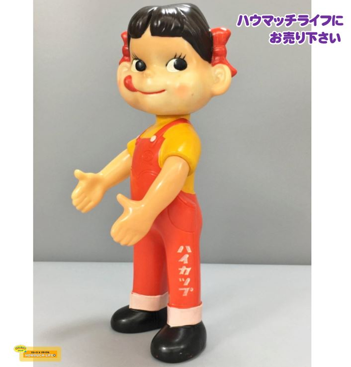 不二家(FUJIYA)ペコちゃん人形 ハイカップ 首振り人形 をお買い取り!