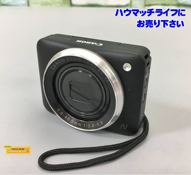 キャノン(Canon)PowerShot N2 デジタルカメラ をお買取り!カメラやレンズの買取も静岡市駿河区のリサイクルショップ・ハウマッチライフ静岡産業館西通り店