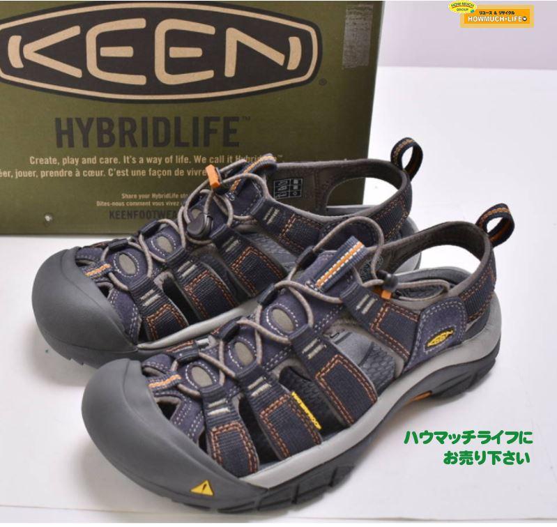 【未使用】キーン ( KEEN ) ニューポート エイチツー(SKU 110230 IIRU)メンズサンダルをお買い取り!