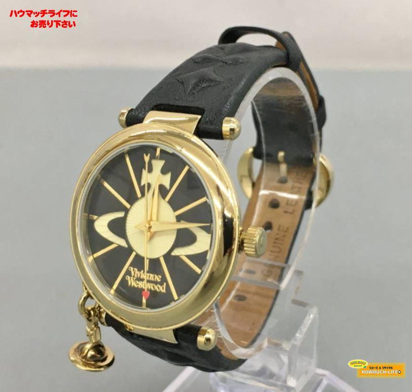 ヴィヴィアンウエストウッド (Vivienne Westwood) オーヴ 腕時計 VV006BKGD をお買い取り!ブランド買取なら静岡市清水区のリサクイルショップ・ハウマッチライフ清水高橋店