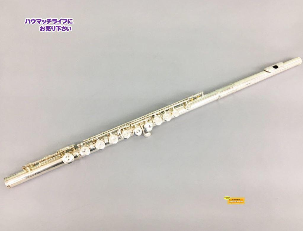 ムラマツフルート (Muramatsu)  EXシリーズ フルート EX3 61034 Eメカ無し仕様 をお買い取り!楽器の買取なら静岡市駿河区のリサイクルショップ・ハウマッチライフ静岡産業館西通り店